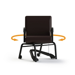 Swivel Chair w/REZ Mobility Assist Lever 22