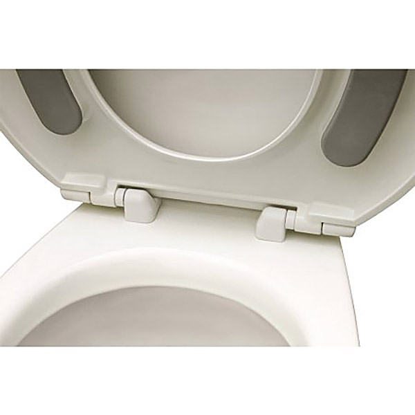 Standard Heavy Duty Toilet Seat 6w Closed With Cover