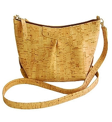 CORX 'Nisa' Shoulder Strap Crossbody Hip Purse - Crocodile