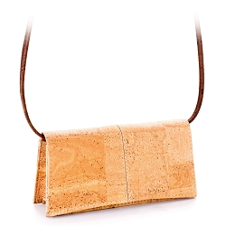 ARTELUSA Clutch Pochette Handbag Natural Removable Shoulder Strap