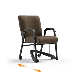 "Titan Assistive Chair w/REZ Lever System - 22"" Seat - 300lbs"