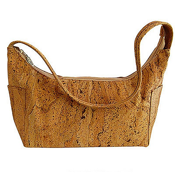 CORX 'Palmela' Shoulder Handbag - Natural